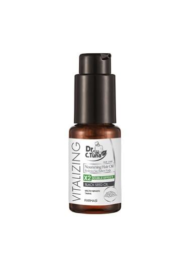 Farmasi Dr. C.Tuna Vitalizing Çörek Otu Saç Bakım Yağı-30Ml Renksiz